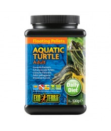 EXOTERRA Pellets Tortue Aquatique Adulte